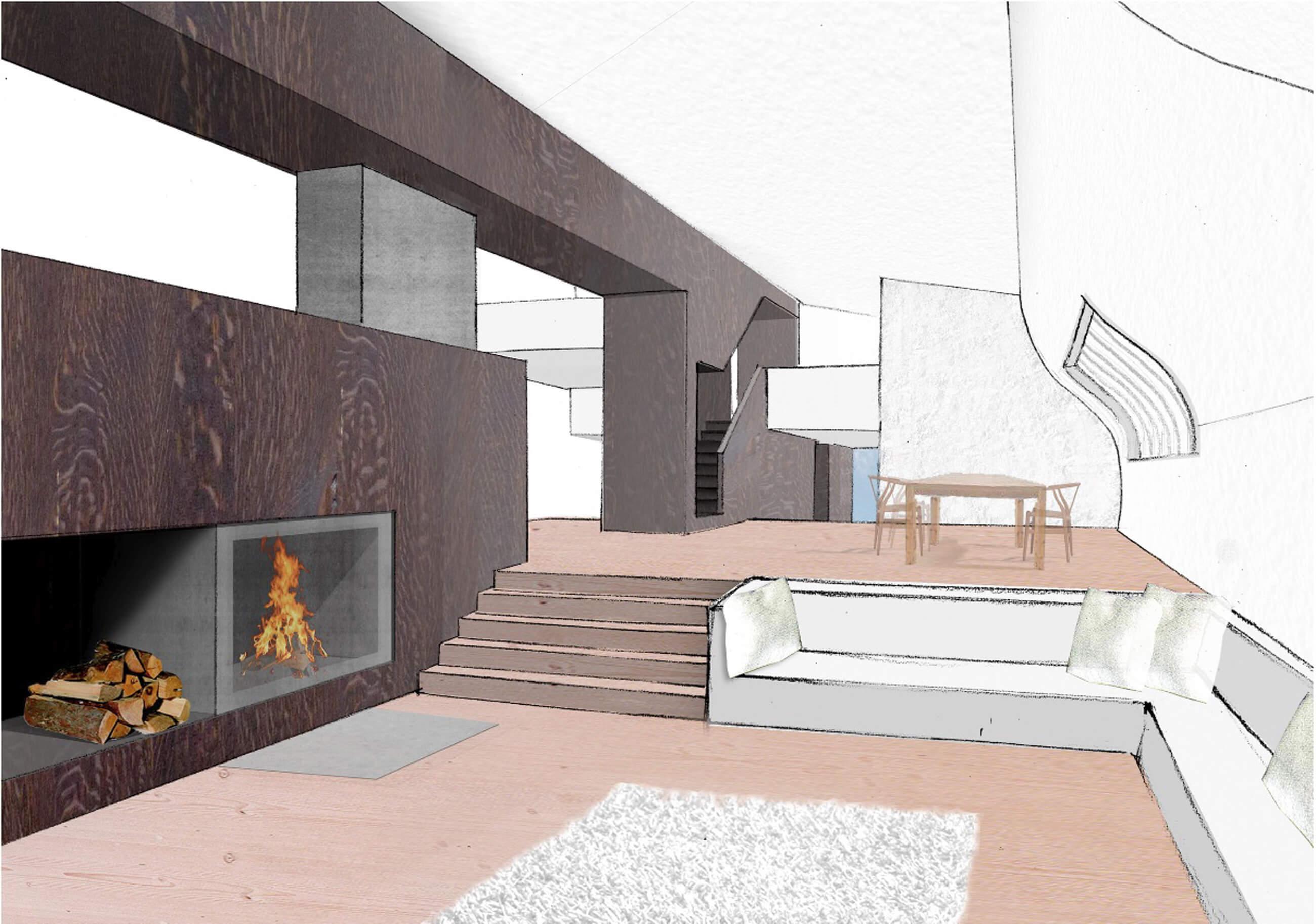 Dachgeschossausbau eines denkmalgesch tzten palais - Meck architekten ...